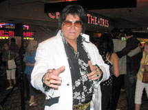 Johm Gilpin as Elvis