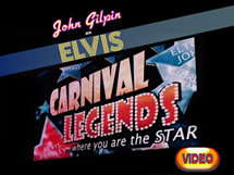 John Gilpin Carnival Cruise video